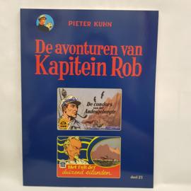 De avonturen van Kapitein Rob deel 21