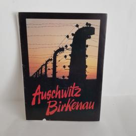 Auschwitz Birkenau ansichtkaarten 9 fotokaarten
