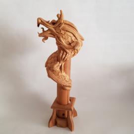 Wierookbrander Draak Bamboe
