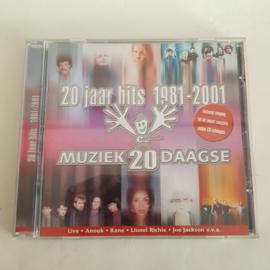 20 jaar muziek vierdaagse