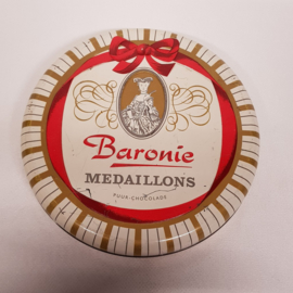 Baronie chocolade medaillons