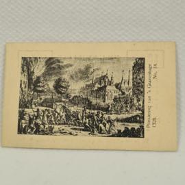 Plaatjes plundering van 's-Gravenhage 1528