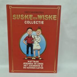 Suske en Wiske stripboek Jeromba de griek