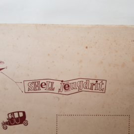 Shell Jeugdrit spel uitgave Shell Junior Club