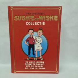Suske en Wiske stripboek de hippe heksen