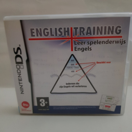 Nintendo DS English Training