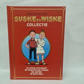 Suske en Wiske stripboek de stugge stuyvesant