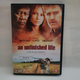 An Unfinished Life  met Robert Redford