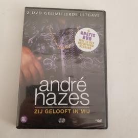 Andre Hazes 2DVD nieuw
