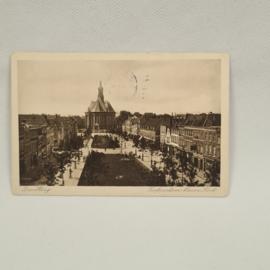 Ansichtkaart Den Haag 1914 Turfmarkt