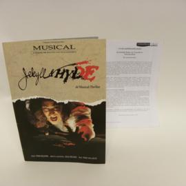 Jekyll & Hyde boekje