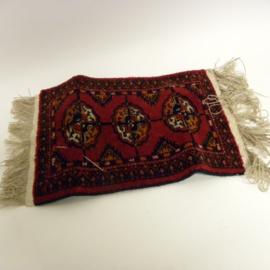 Perzisch tapijtje nieuw met certificaat