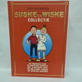 Suske en Wiske stripboek met o.a. de droevige duif