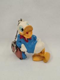 Disney sleutelhanger Donald Duck 1988