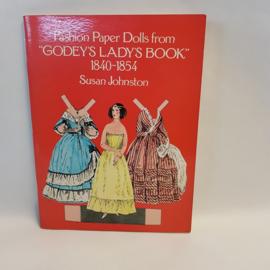 Fashio Paper Dolls USA 1977