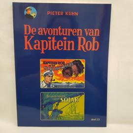 De avonturen van Kapitein Rob deel 13