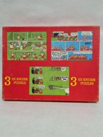 FC.Knudde uit 1977 puzzel