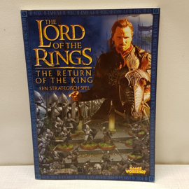 Boek v.h. spel The Lord of The Rings