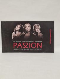 Programmaboekje The Passion