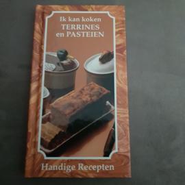 Handige recepten - Ik kan koken - Terrines en Pasteien