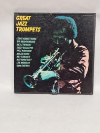 Great Jazz Trumpets Lp.Box