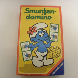 Lotto Smurfen uit 1983