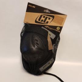 Pro Line kniebeschermers Black XL