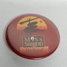 Button Miss Saigon