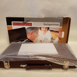 Backgammon nieuw in koffer Galleryplay