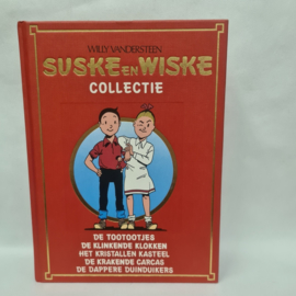 Suske en Wiske stripboek De totootjes