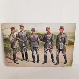 Ansichtkaart 1e wereldoorlog no.25