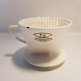 Niemeyer Melitta 101 porseleinen koffiefilter(aanbieding)