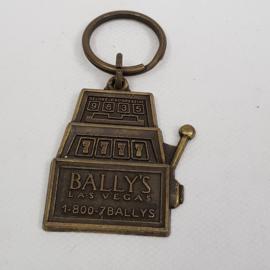 Bally's Las Vegas hotel aan de strip sleutelhanger