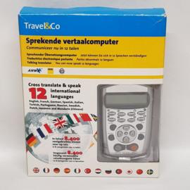 Vertaalcomputer Travel & Co. 12 talen