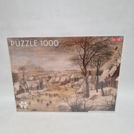 Pieter Breughel puzzel Winter Landscape