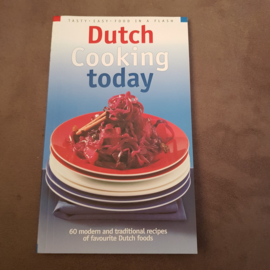Dutch Coocking Today 9789066112070
