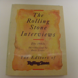 Boek The Rolling Stones Intervieuws The 1980s