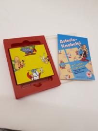 Asterix-Knobelei verrucktes legespiel 1989