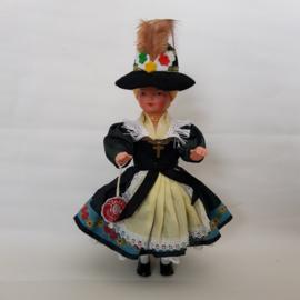 Doll's Trachten pop jaren 60