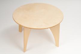 Kindertafel uit de ADO serie Apollo Design (blank)