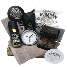 Cadeau Abraham | Time fly`s