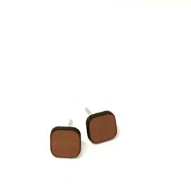 Mini 4 - cognac leder