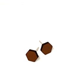 Mini 6 - cognac leder