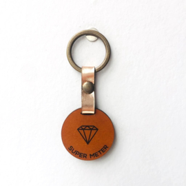 Sleutelhanger - diamond