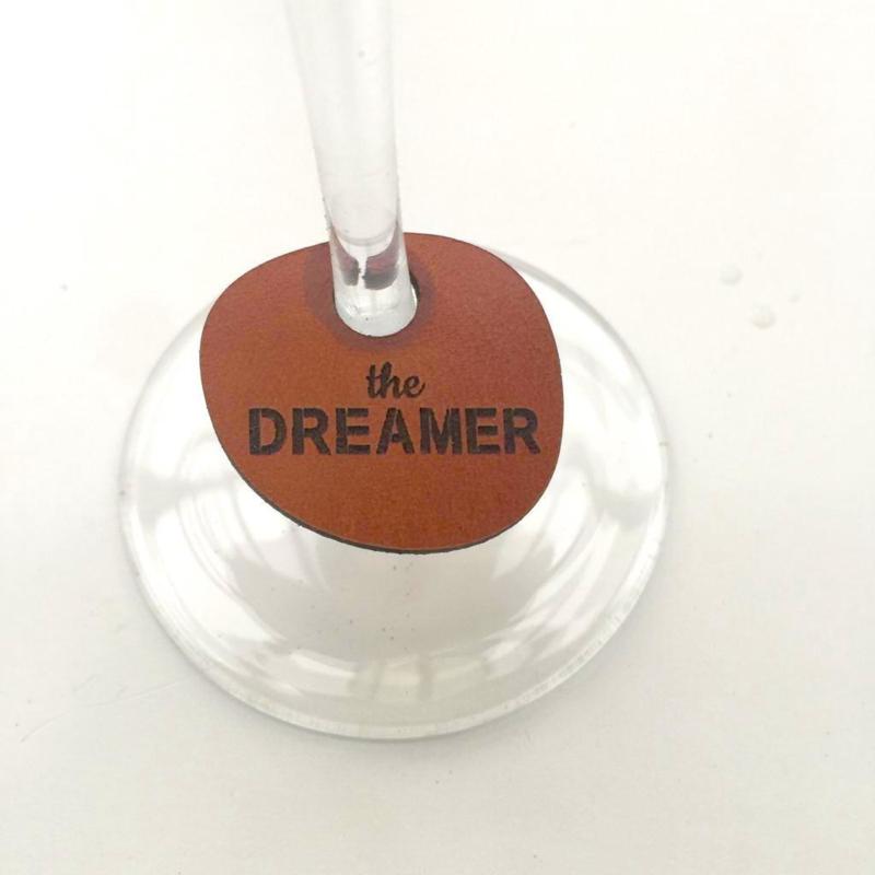 """glass marker """"the dreamer"""""""