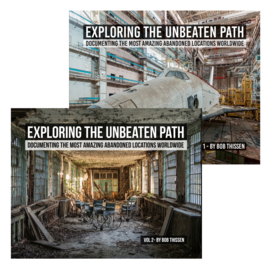 Exploring the Unbeaten Path the book Vol 1 + Vol 2