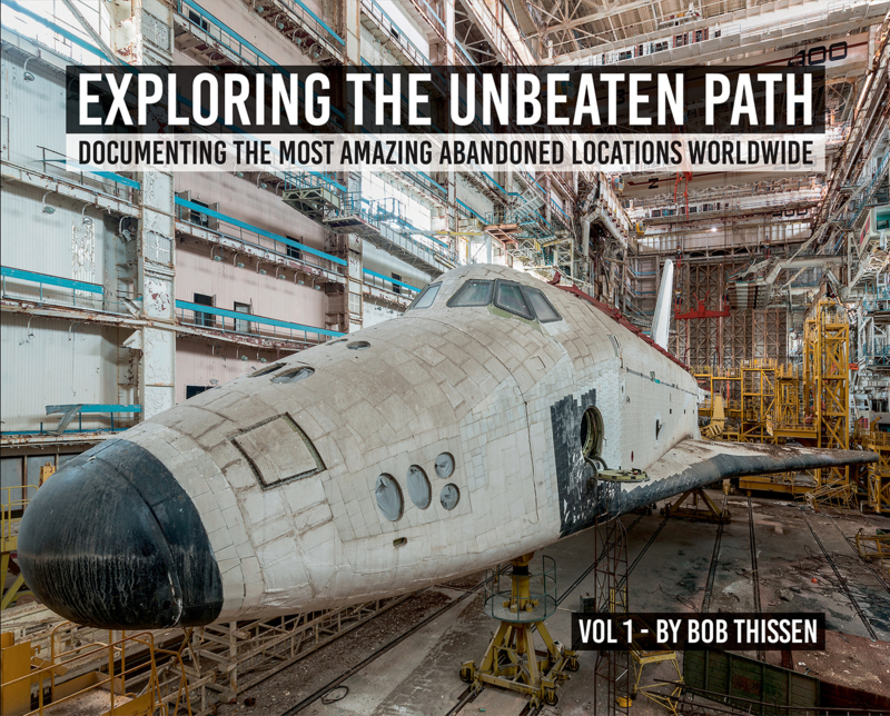 Exploring the Unbeaten Path the book Vol 1