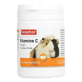 Beaphar Vitamine C Tabletten Cavia