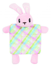 Zolux Puppy Plush Plaid Roze 17,5 x 3 x 20 cml