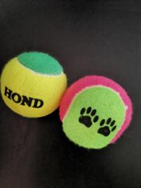 tennisbal voor de hond